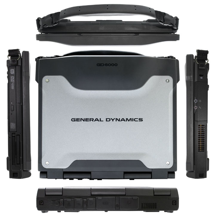 Rugged Pc Review Com General Dynamics Itronix Gd6000