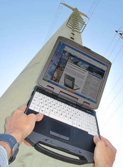 Laptop cổng COM RS232,  Toughbook CF-19,  CF-31, CF-53, Getac B300, Itronix GD6000, GD8000, GD8200 - 44