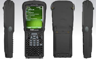 What Hasnt Changed With The New RoHS Compatible Model Is That It A Modern Flashlight Style Handheld Computer Combines Up To Date Technology