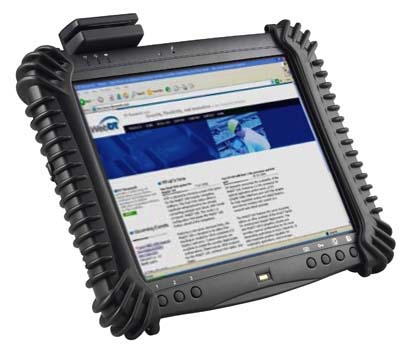 Rugged Pc Review Com Tablet Pcs Dt Research Webdt 310 Convertible
