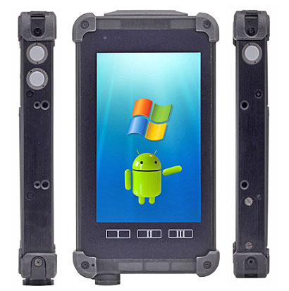 Amrel Also Offers Innovative Rugged Handhelds For Both Military And Lications Their New Df6 Officially Launched October 2 2016