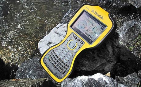 Rugged Pc Review Com Handhelds And Pdas