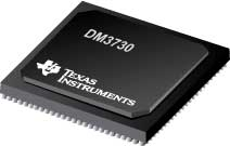 Choice of processor DM3730