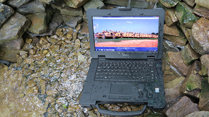 Rugged PC Review com - Rugged Notebooks: Dell 14 Rugged Extreme