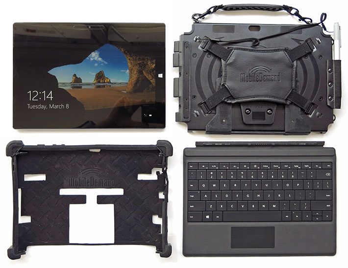 pro sale case for microsoft photo powercover ram surface of rugged tablets rug