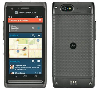 Motorola Solutions Calls It A Mission Critical Handheld Just Like The Older Lex 700 That Was Launched Early 2016 L10 Is Hardly Ger Than