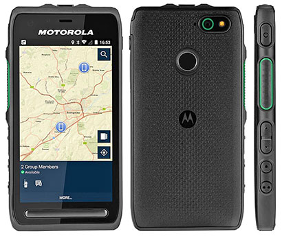 Motorola Solutions Calls It A Mission Critical Handheld Or Lte Device We Prefer The Former Lex L11 Has Pretty Much Exact Same Footprint Of An