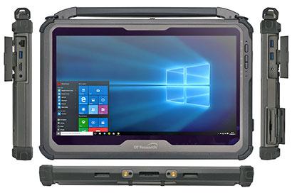 Rugged Tablet PCs: DT Research DT340T