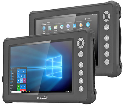 Rugged PC Review.com - Rugged Tablet PCs: DT Research DT370CR