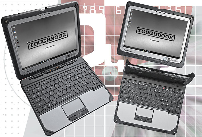 Panasonic Toughbook 33