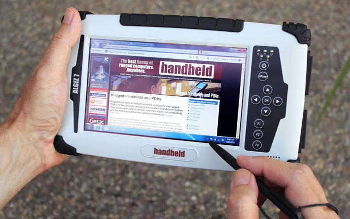 Rugged pc review rugged tablet pcs handheld algiz 7 this review is a detailed assessment of the algiz 7 its features and performance and its suitability for tough outdoors jobs freerunsca Gallery