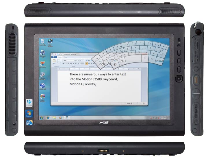 rugged pc review com slates and tablet pcs motion computing j3500 rh ruggedpcreview com Motion Computing J3600 Tablet J3500 Motion Computing Drivers