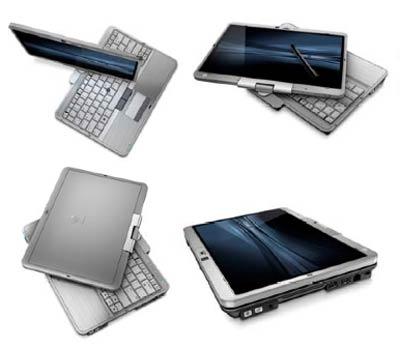 Genuine HP Compaq Elitebook 2710p 2740p Tablet Laptop LCD Screen Swivel Hinge