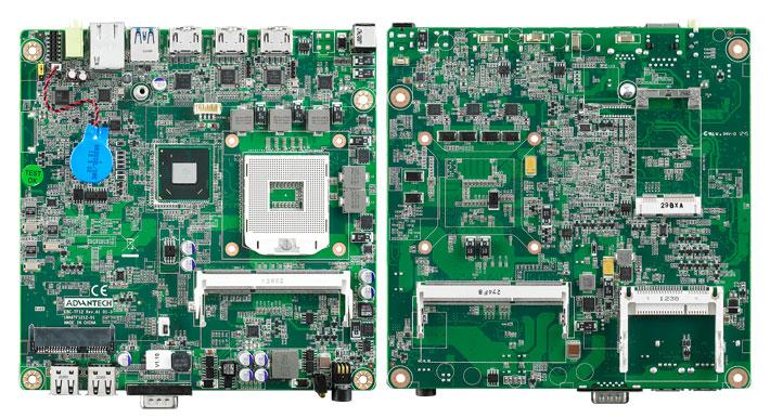 Driver for Advantech AIMB-213 Intel Graphics