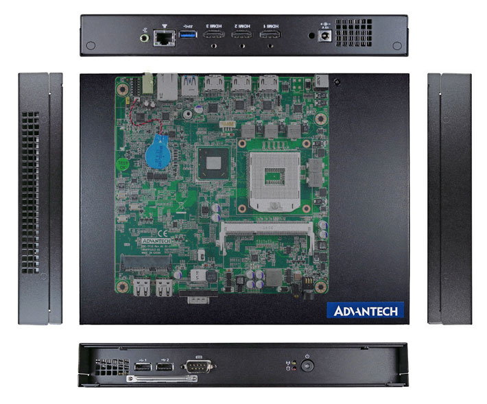 Advantech AIMB-201DS Intel MEI Windows 7 64-BIT