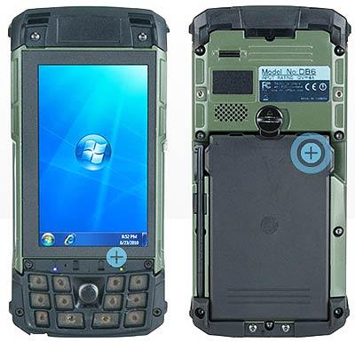 Amrel Db6 M Rugged Handheld