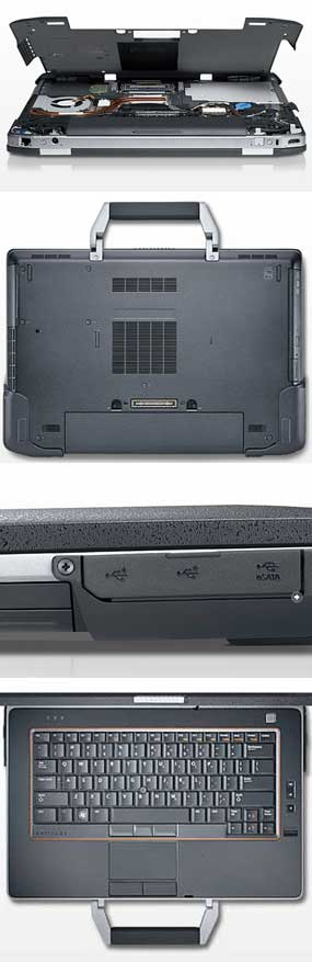 Rugged PC Review com - Rugged Notebooks: Dell Latitude E6420 ATG
