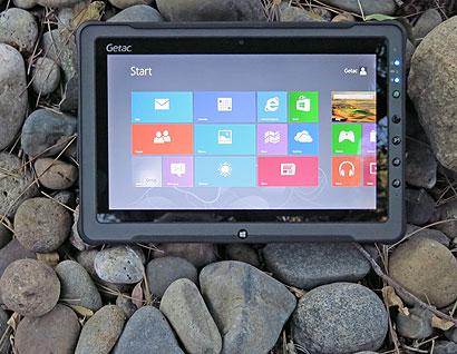 Rugged Pc Review Com Notebooks Getac F110