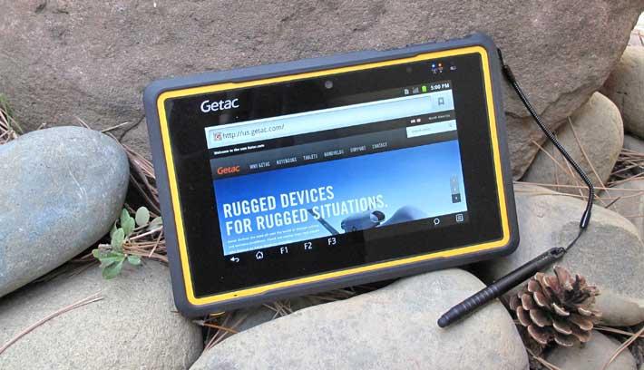 Rugged Pc Review Com Tablet Pcs Getac Z710
