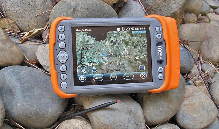 68e0f9b5aad Rugged PC Review.com - Handhelds and PDAs  Juniper Systems Mesa Rugged  Notepad