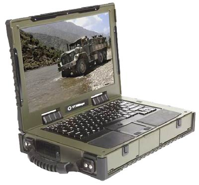 Rugged Notebooks Vt Miltope Rlc 3g