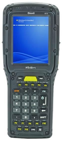 Rugged PC Review com - Handhelds and PDAs: Zebra Omnii XT15