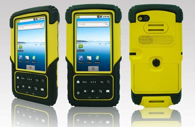 Winmate S430t Rugged Handheld Device
