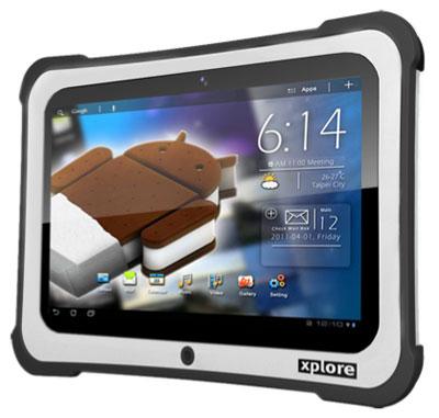Rugged Pc Review Com Tablet Pcs Xplore Technologies Rangerx