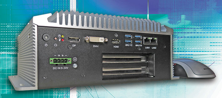 Rugged PC Review com - Rugged Components: Advantech ARK-3500