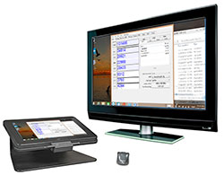Motion CL900 N-trig DuoSense MultiTouch Windows Vista 32-BIT