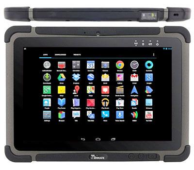 Rugged Tablet Pcs