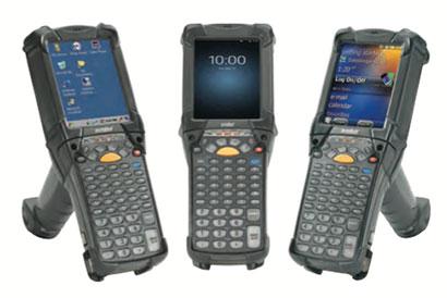 Rugged PC Review com - Handhelds and PDAs: Zebra MC9200