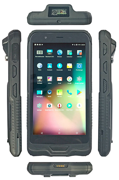 Rugged PC Review com - Rugged Handhelds: Tablet Technologies Conker
