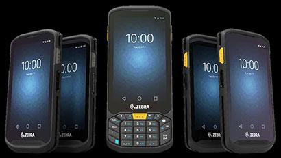Rugged PC Review com - Handhelds and PDAs: Zebra TC20