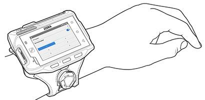 Rugged PC Review com - Handhelds and PDAs: Zebra WT6000
