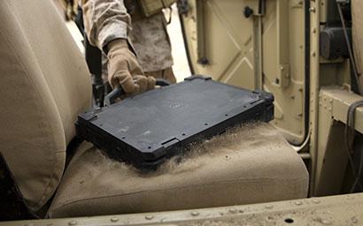 Rugged Notebooks: Dell Latitude 7424 Rugged Extreme