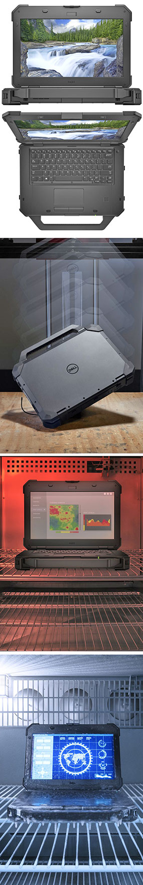 Rugged PC Review com - Rugged Notebooks: Dell Latitude 7424 Rugged