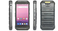 RuggedPCReview: Handheld computer section